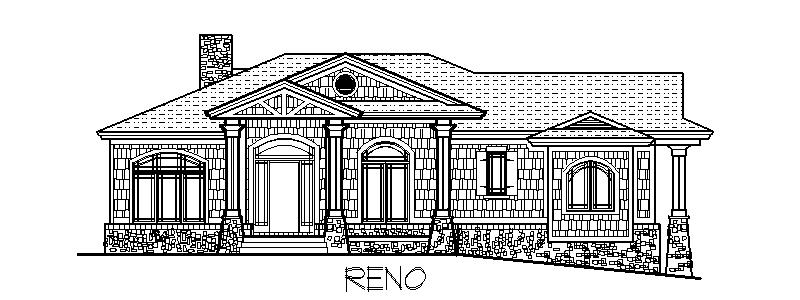 House Drawing Design Rustic Home Plans Design One Floor